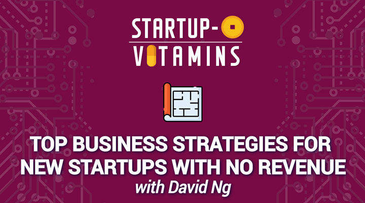 Top Business Strategies For New Startups With No Revenue